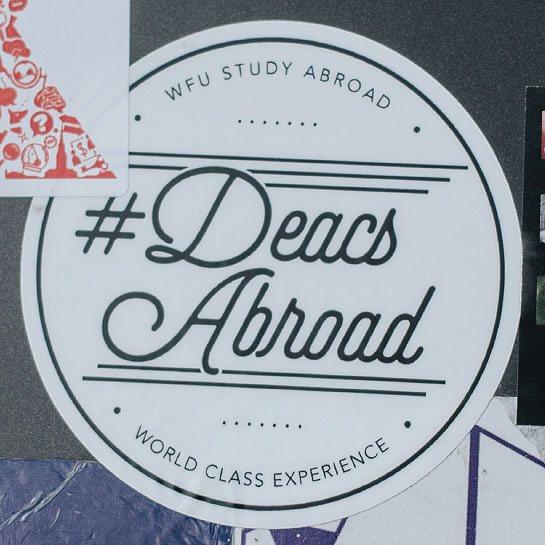 Deacs Abroad