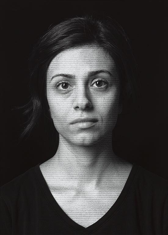 Shirin Neshat Marjan (Masses)