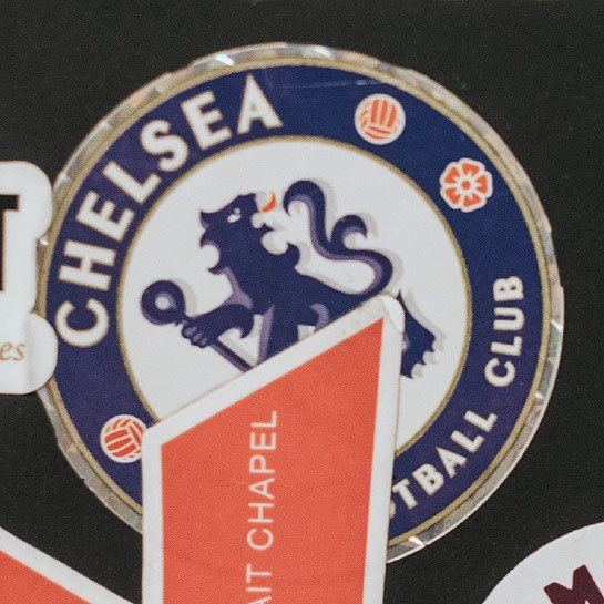 Chelsea Football Club sticker