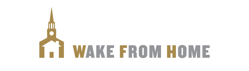 Wake From Home logo