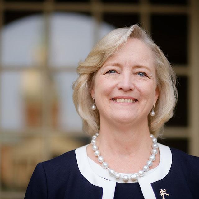 President Susan R. Wente