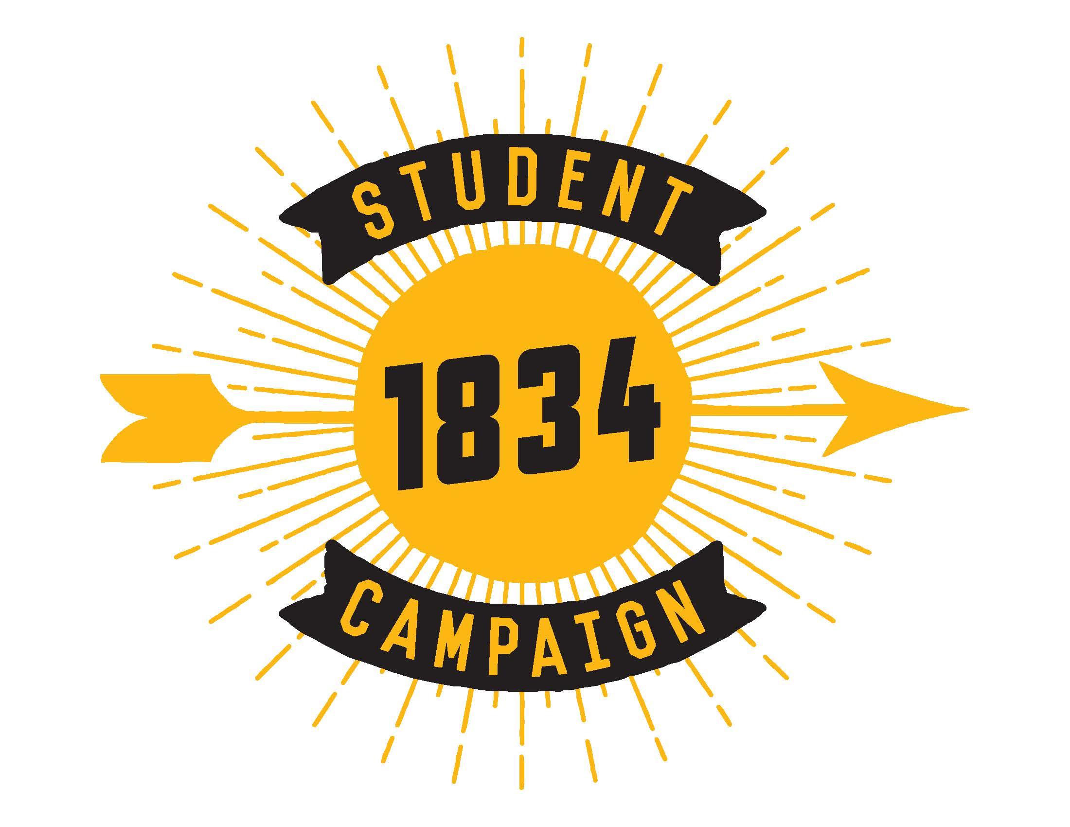 1834 Campaign Logo