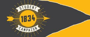 1834 Student Campaign image