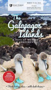 GALAPAGOS-2022 brochure