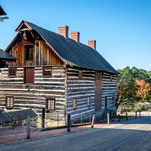 Photo of Old Salem