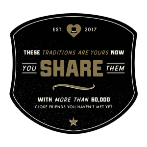 Your Traditions to Share