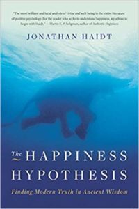 The Happiness Hypothesis Cover