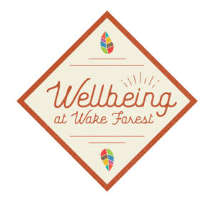 F101 Wellbeing Badge