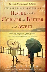 Hotel on the Corner of Bitter and Sweet Cover
