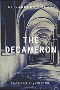 The Decameron Cover