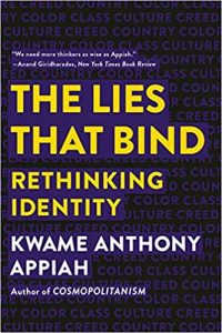 The Lies that Bind- Rethinking Identity Cover