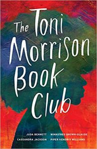 The Toni Morrison Book Club Cover