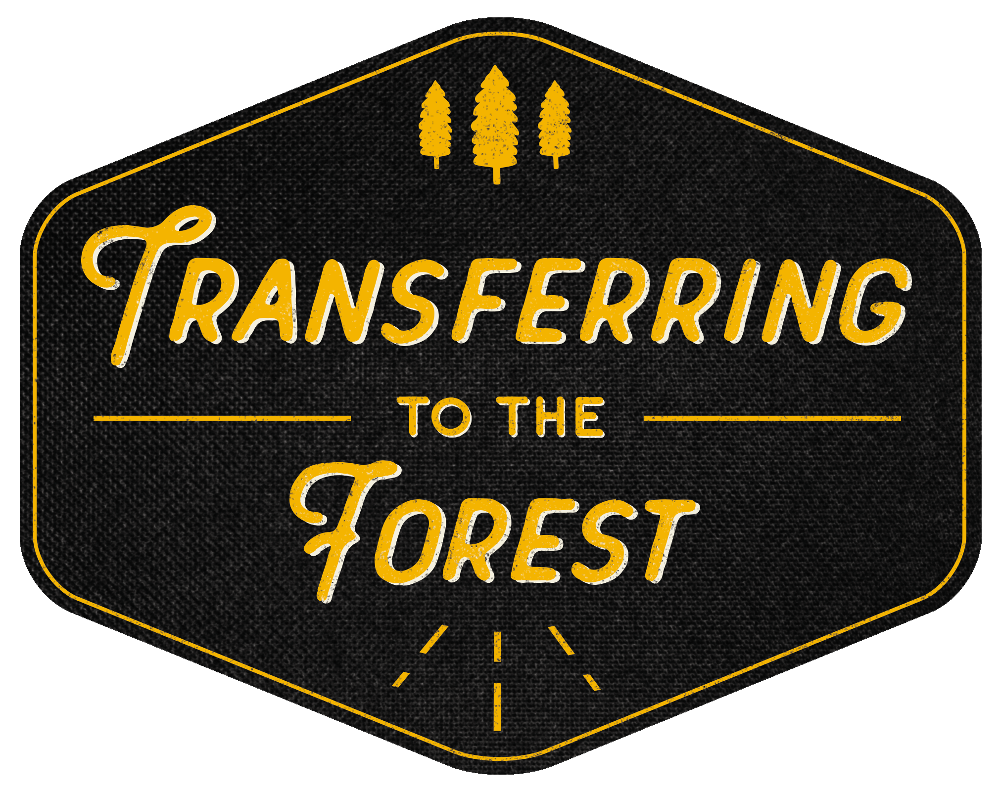 Transferring to the Forest badge