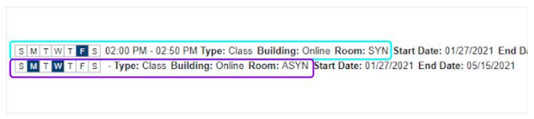 Online Example