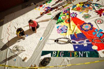 Big Tent project
