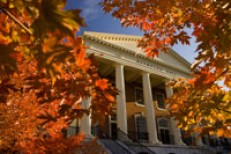 Reynolda Campus fall photo