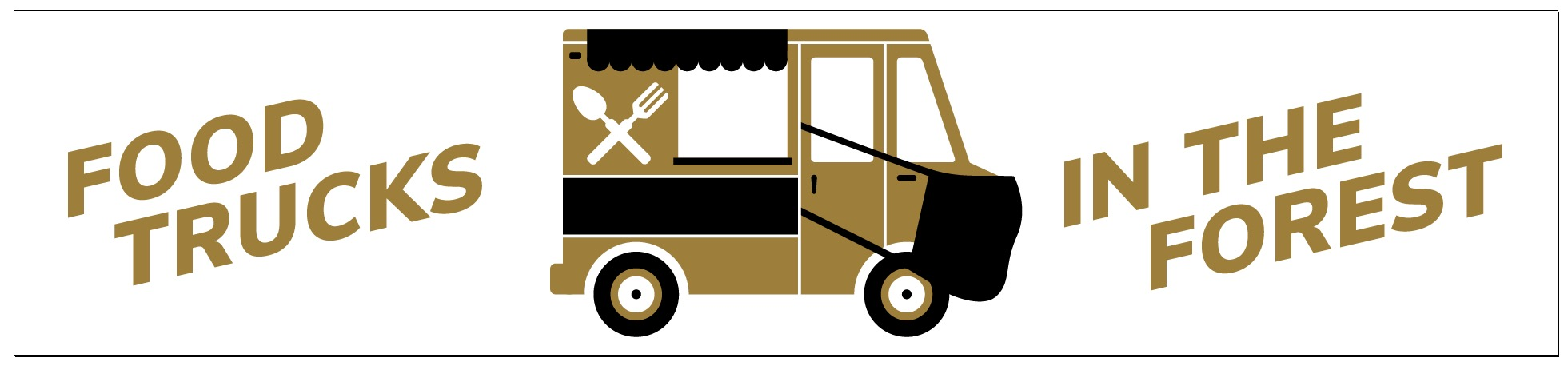 Food trucks in the Forest