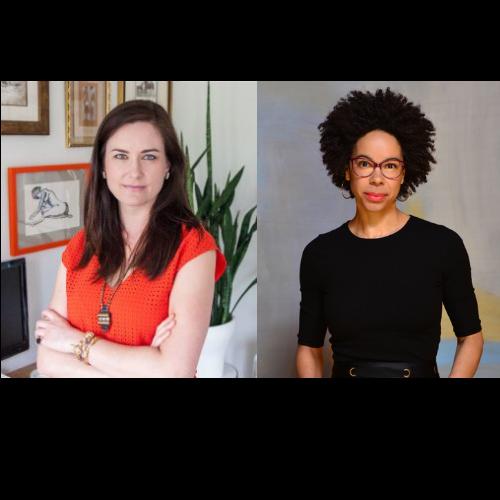 Dr. Katharine Wilkinson and Dr. Ayana Elizabeth Johnson (1)
