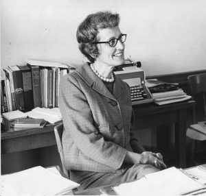 Lu Leake, Dean of Women