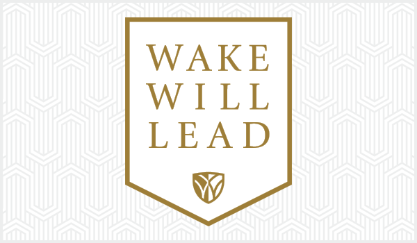 Wake Will Lead logo