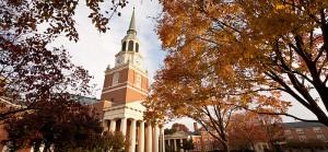 wait Chapel in fall