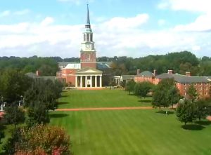 View from the Quad Cam