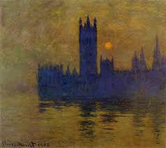 Monet Parliament series