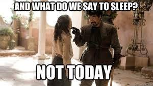 Game of Thrones finals meme