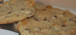 Deacon Crunch Cookies