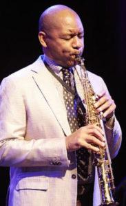 Musician Branford Marsalis