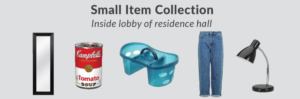 Small item collection