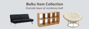 Bulky item collection