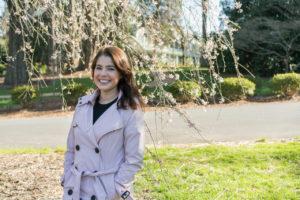 Ashley Laughlin ('17), Fellow for Reynolda House