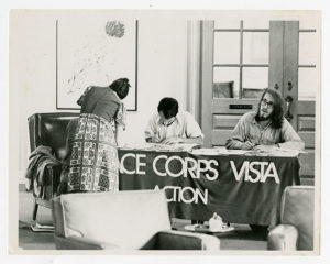 Peace Corps registration