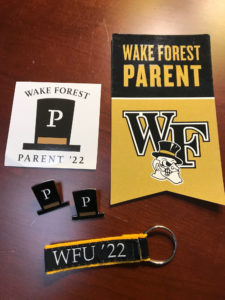 parents swag for Move-In