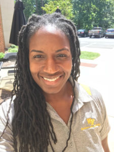 Dr. Stephanie Carter, Director of Residence Life