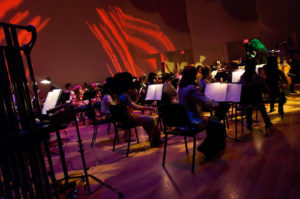 The Wake Forest Orchestra presents a Halloween concert in Brendle Recital Hall