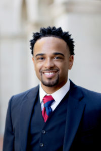 Jonathan McElderry, Director of the Intercultural Center