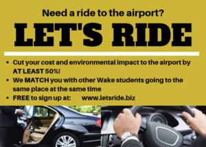 Lets Ride car sharing service
