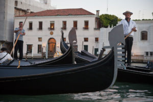Casa Artom, in Venice, Italy