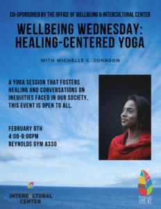 Wellbeing Wednesday - yoga