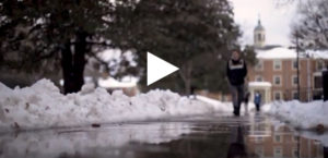 Seasons of Wake Forest video: Winter