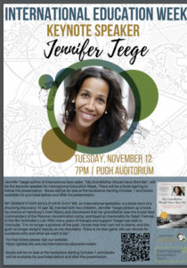 Jennifer Teege, author of My Grandfather Would Have Shot Me