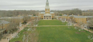 The Quad was rolled after the Carolina win