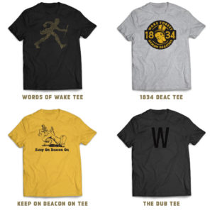 Tee Time t-shirt giveaway designs