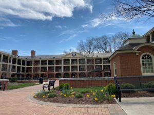 Quad residence halls 3/20/20