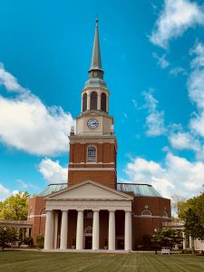Wait Chapel April 2020