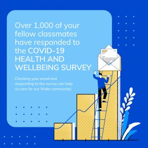 COVID 19 health and wellbeing survey info