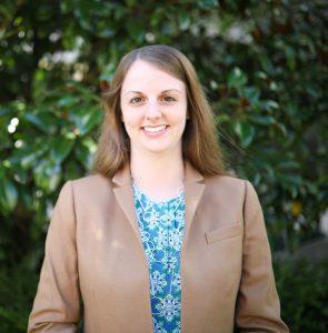 Jenna Radford. Program Coordinator of Wake Washington