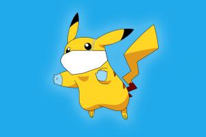 pokemon go with mask